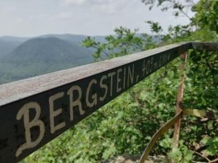 Aussichtspunkt Bergstein oberhalb Neustadts