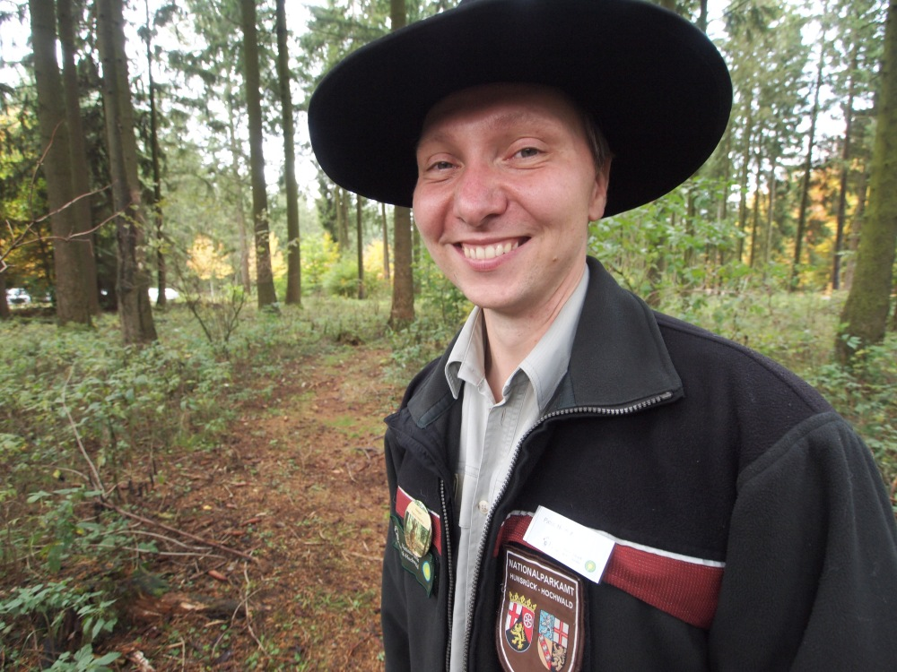 Ranger Patric Heintz